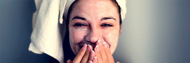 De la peau sèche à la peau jeune Notre peau